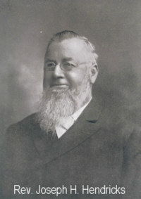 Rev. Joseph H. Hendricks