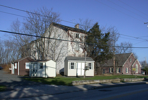 Jacob Reiff House as it looks today (12/2003).